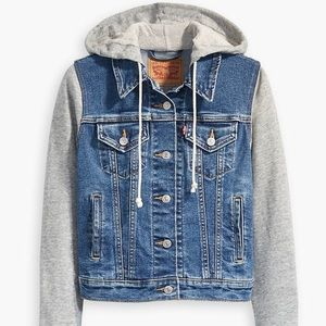 Women's original Levi's trucker jacket
